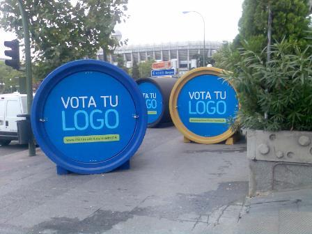Vota tu logo